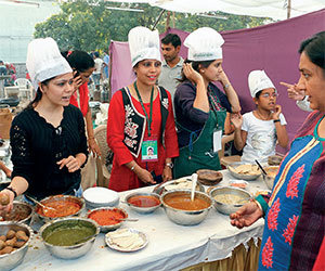 ATTENTION FOODIES! 3-DAY SATTVIK FEST TO BEGIN ON DEC 23